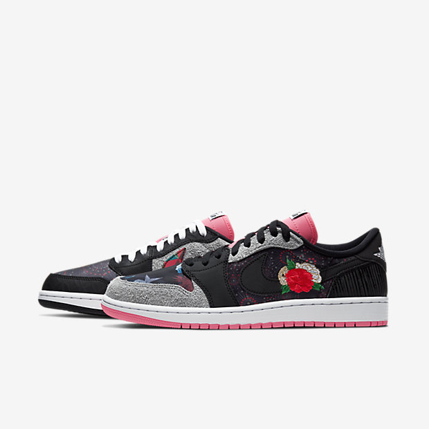 Air Jordan 1 Retro Low Chinese New Year (2020) [1]