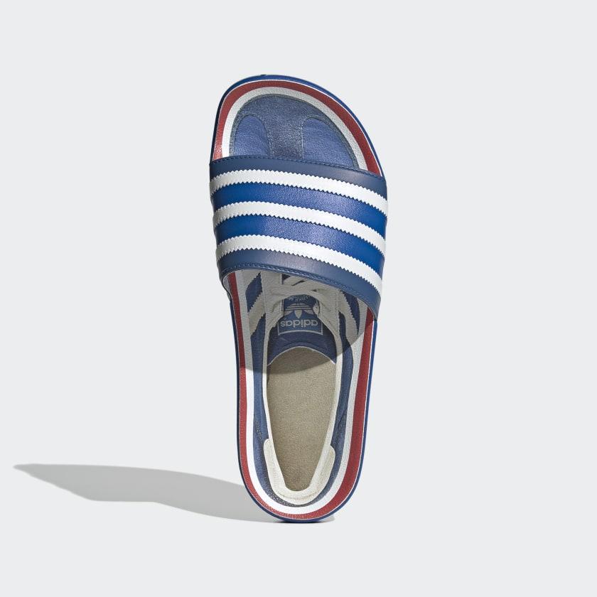 Adilette Premium Slides Blue
