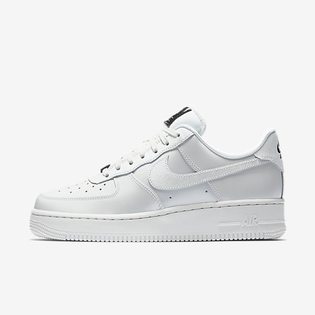 Air Force 1 Low Lux All-Star 2018 White (ウィメンズ)