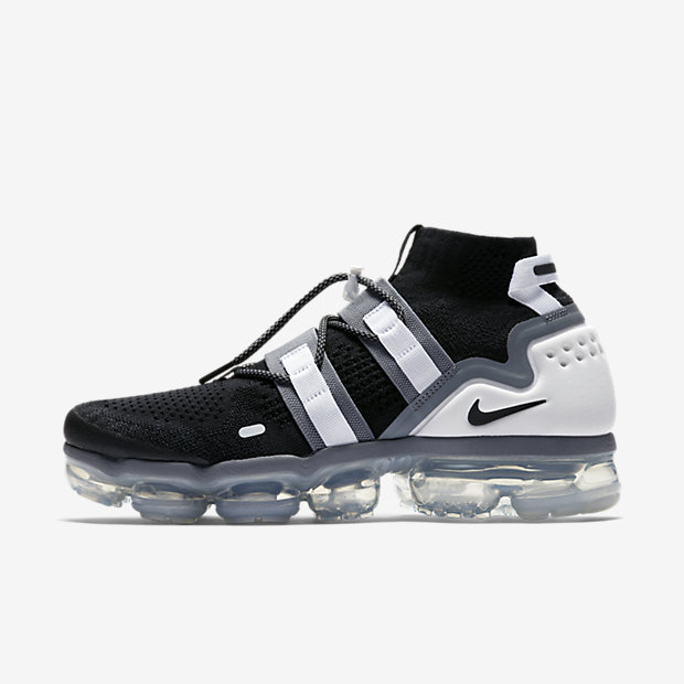Air VaporMax Utility Black Cool Grey