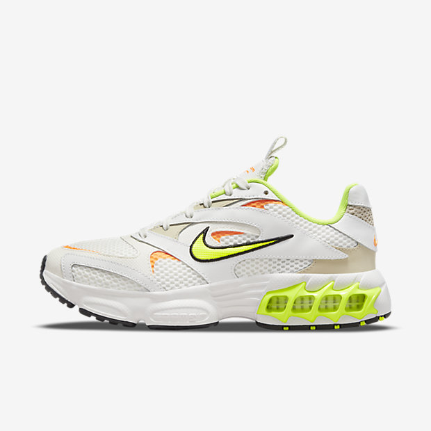 Zoom Air Fire Summit White and Volt (ウィメンズ)