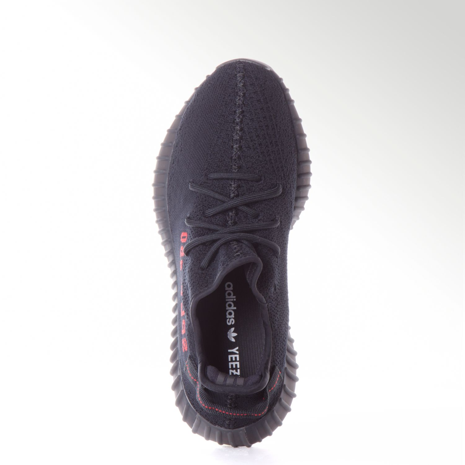 Yeezy Boost 350 V2 Black Red [2]