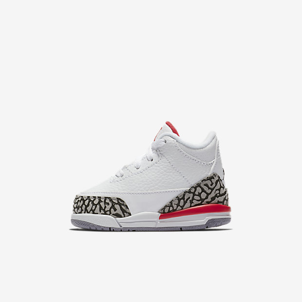 Air Jordan 3 Retro Hall of Fame (TDサイズ)
