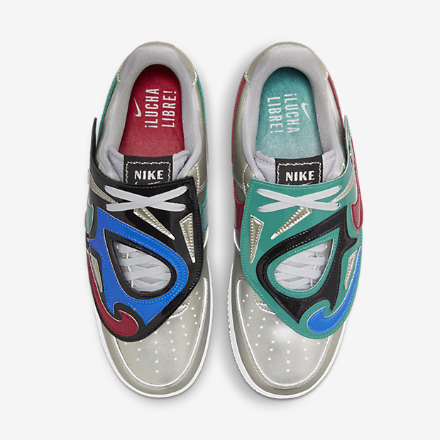 """Air Force 1 Low """"Lucha Libre"""" [3]"""
