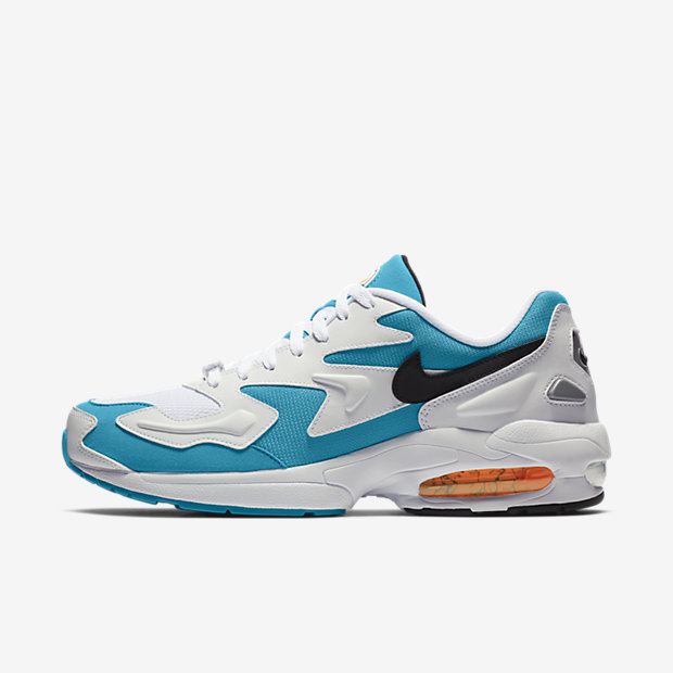 Air Max2 Light Blue Lagoon