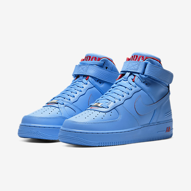 Air Force 1 High Just Don All Star Blue [4]