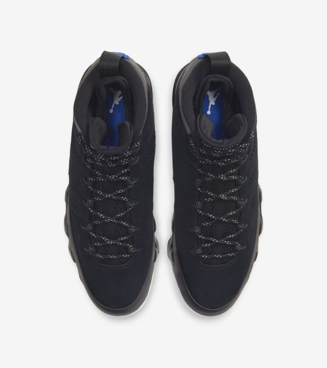Air Jordan 9 Retro Racer Blue [3]