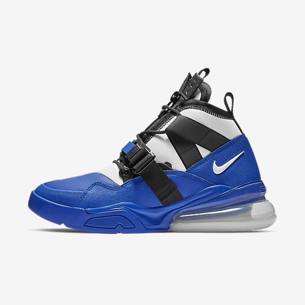 Air Force 270 Utility Racer Blue