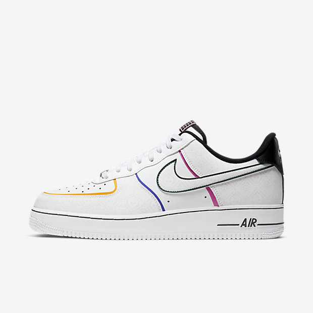 Air Force 1 Low Day of the Dead (2019) [1]