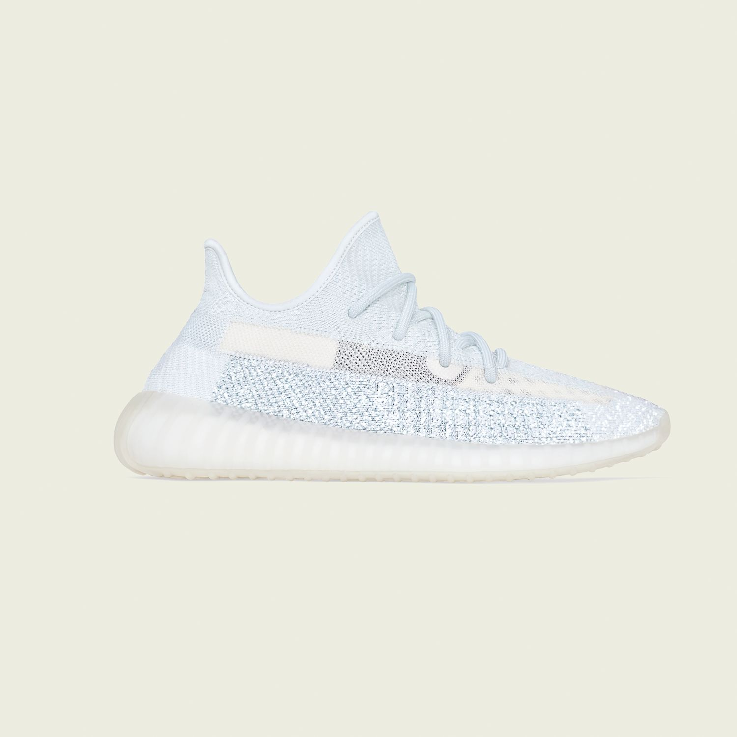 Yeezy Boost 350 V2 Cloud White (Reflective) [1]
