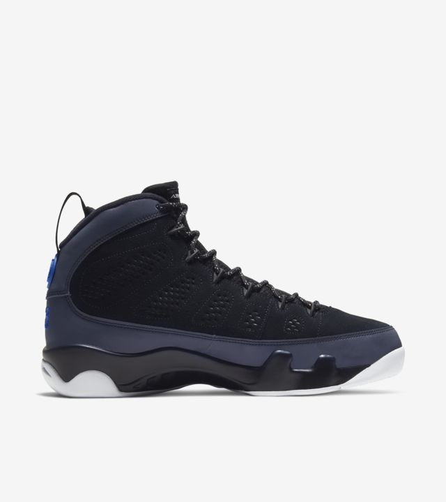 Air Jordan 9 Retro Racer Blue [2]