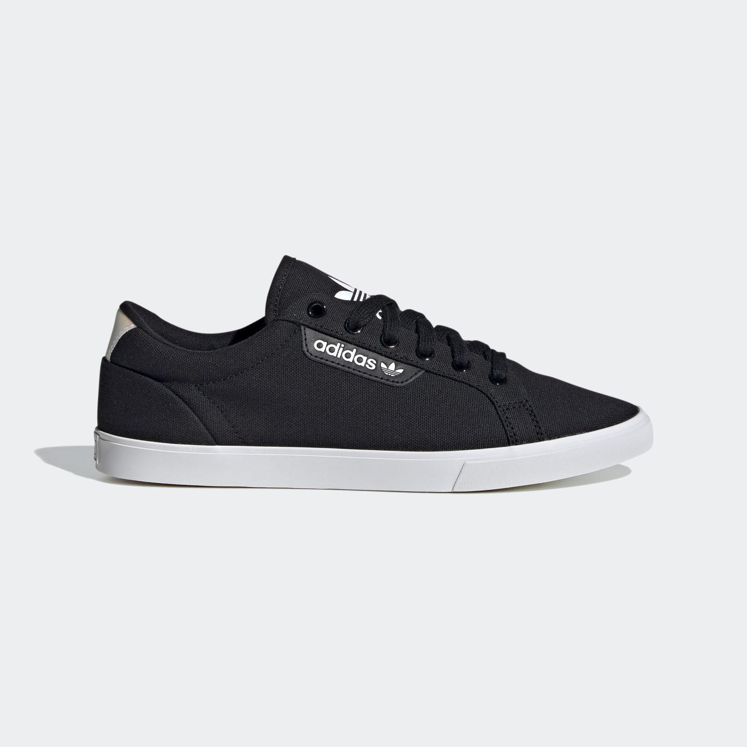 adidas Sleek Lo Core Black (ウィメンズ) [1]