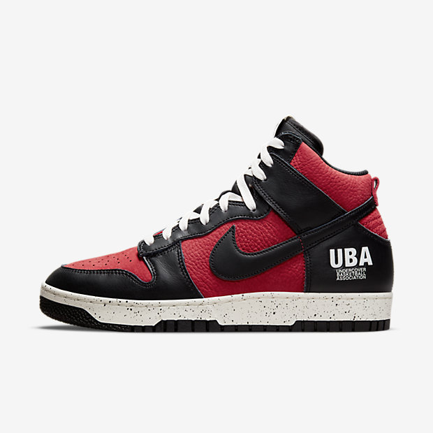 Dunk High 1985 UNDERCOVER Gym Red [1]