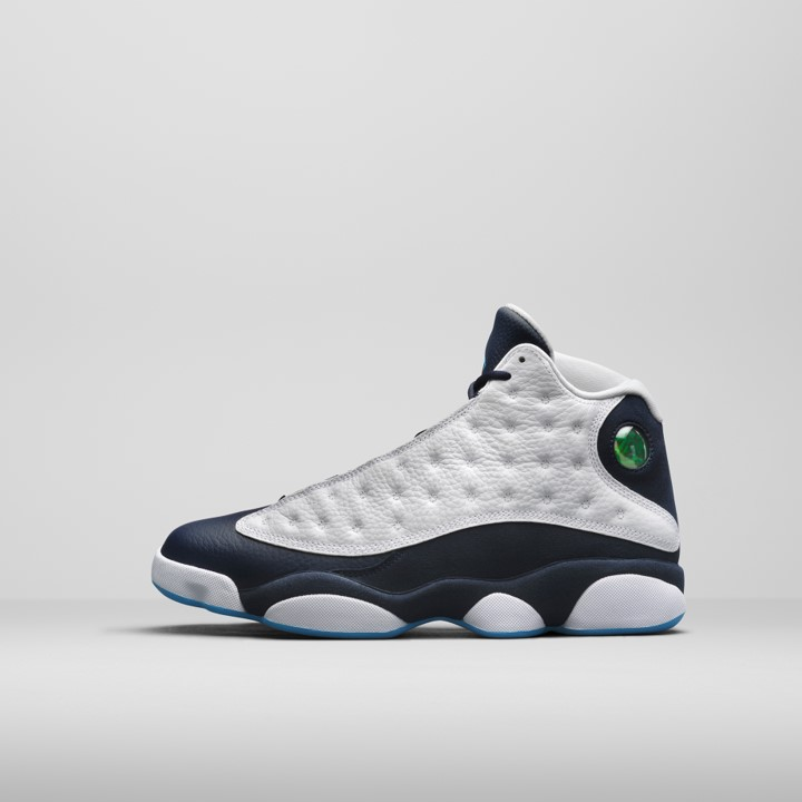 "Air Jordan 13 ""Obsidian"""