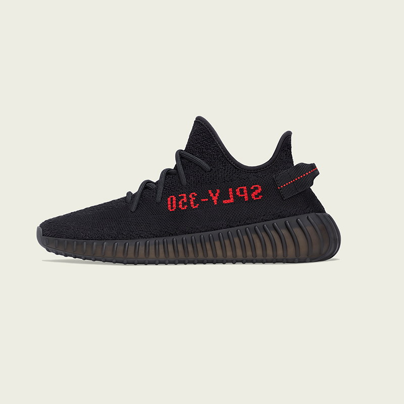 Yeezy Boost 350 V2 Core Black (2020) [2]