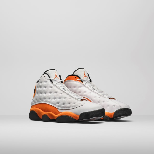 "Air Jordan 13 ""Starfish"" [2]"