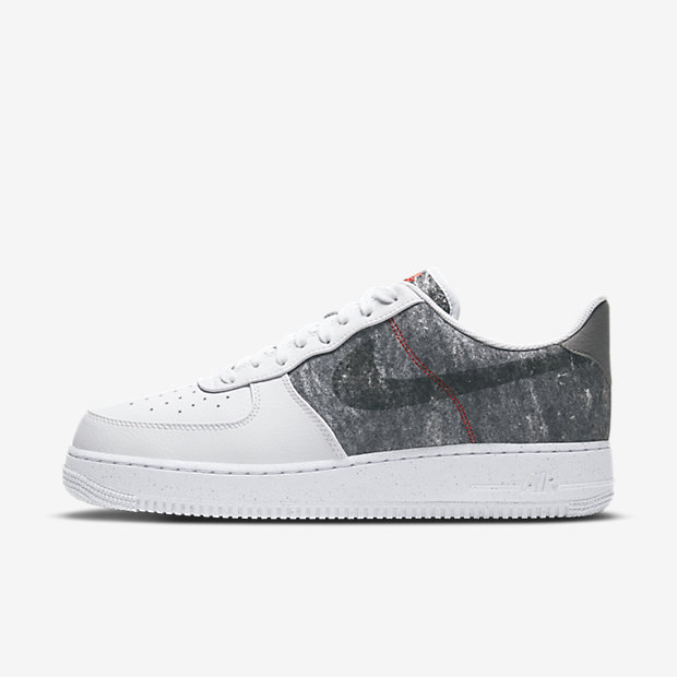Air Force 1 Low '07 LV8 Recycled White