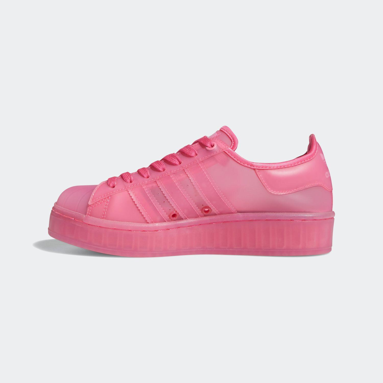 Superstar Jelly Semi Solar Pink (ウィメンズ) [2]