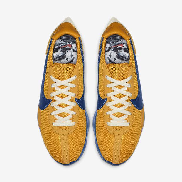 Moon Racer Yellow Ochre Gym Blue [3]