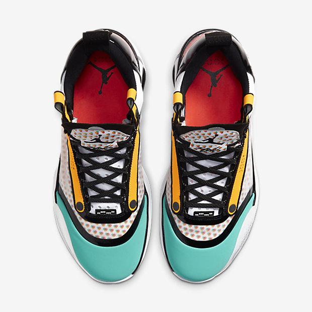 "Air Jordan XXXII ""Guo Ailun"" [3]"