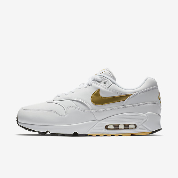 Air Max 90/1 White Gold