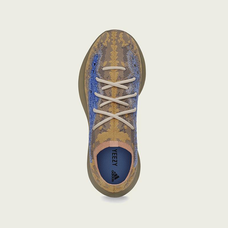 Yeezy Boost 380 Blue Oat [4]