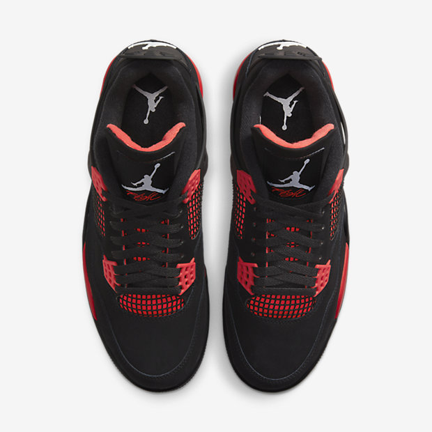 "Air Jordan 4 ""Red Thunder"" [3]"