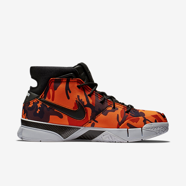 Kobe 1 Protro Undefeated Orange Camo (Phoenix) [2]