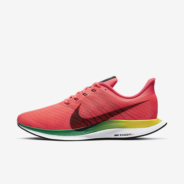 Zoom Pegasus 35 Turbo Red Orbit