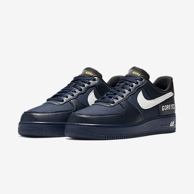 Air Force 1 Low Gore-Tex Midnight Navy [4]