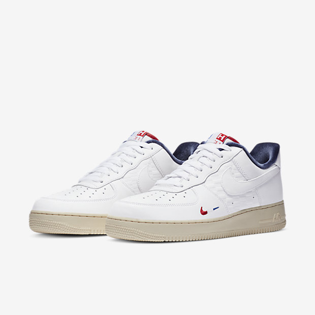 Air Force 1 Low KITH Tricolor [4]