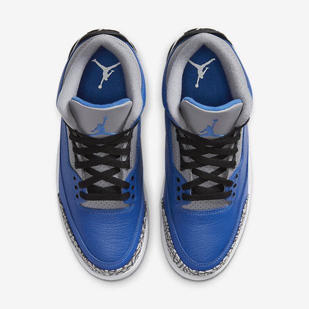 Air Jordan 3 Retro 'Blue Cement' [3]