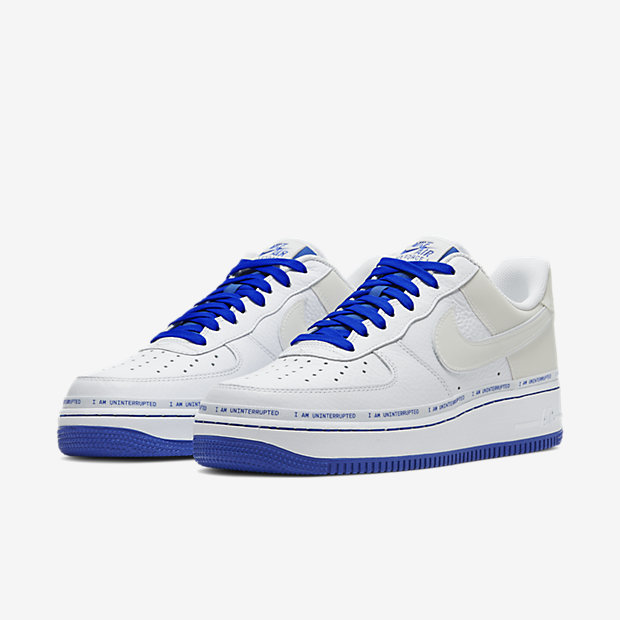 Uninterrupted × Nike Air Force 1 Low [4]