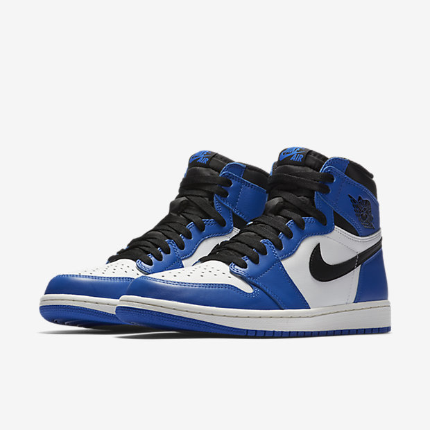 Air Jordan 1 Retro High Game Royal [4]
