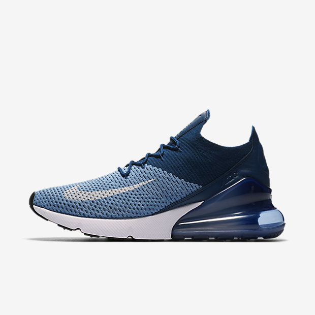 Air Max 270 Flyknit Work Blue
