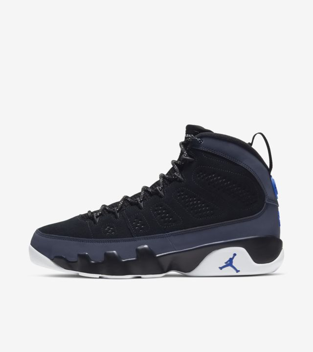 Air Jordan 9 Retro Racer Blue [1]