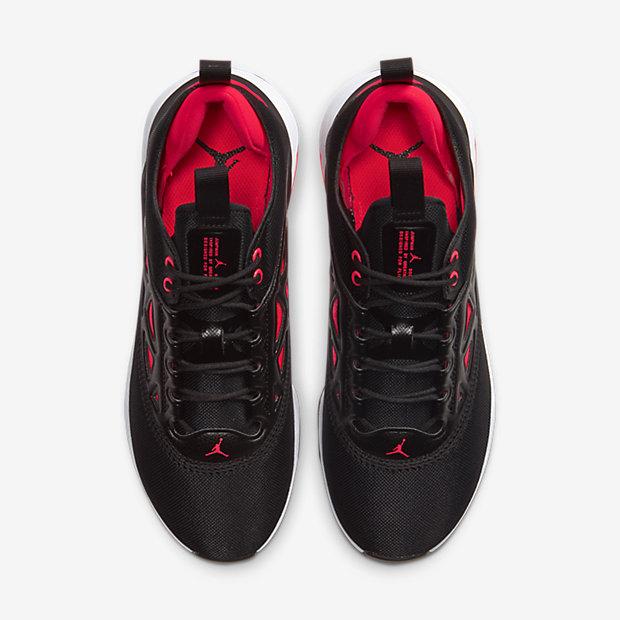Jordan Air Max 200 XX Black Bright Crimson (ウィメンズ) [3]