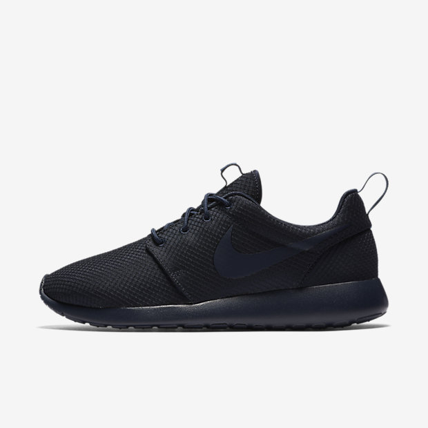 Roshe One Triple Obsidian