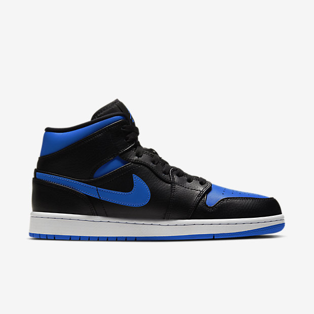 Air Jordan 1 Mid Royal (2020) [2]