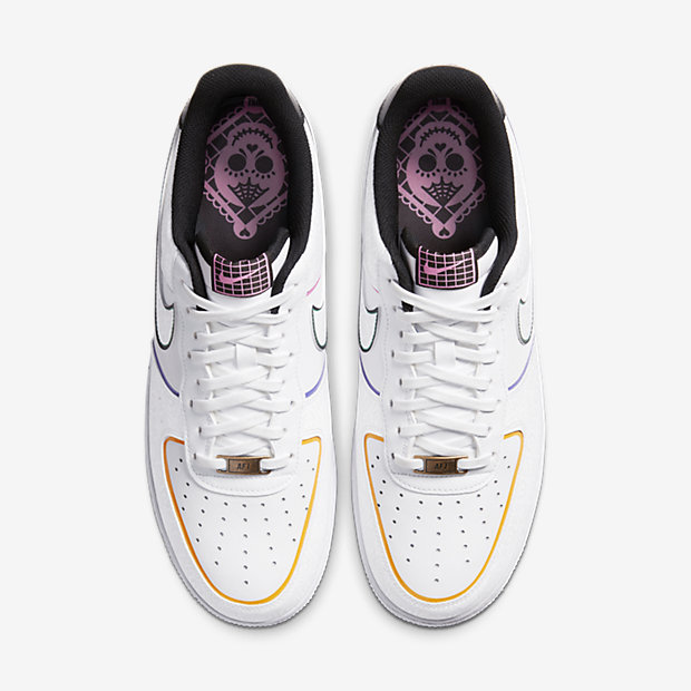 Air Force 1 Low Day of the Dead (2019) [3]