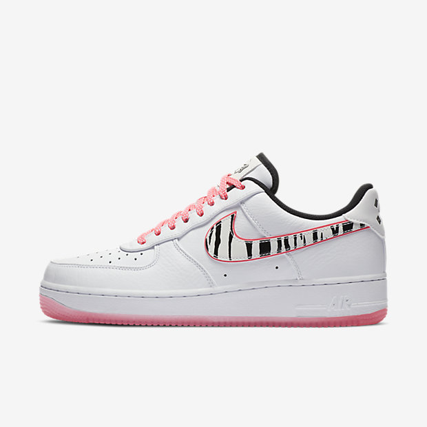 Air Force 1 Low White Tiger [1]