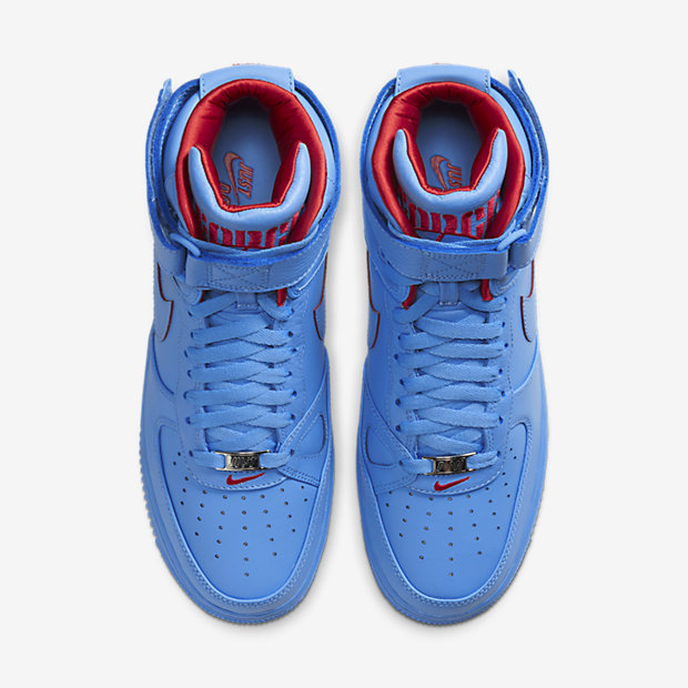 Air Force 1 High Just Don All Star Blue [3]