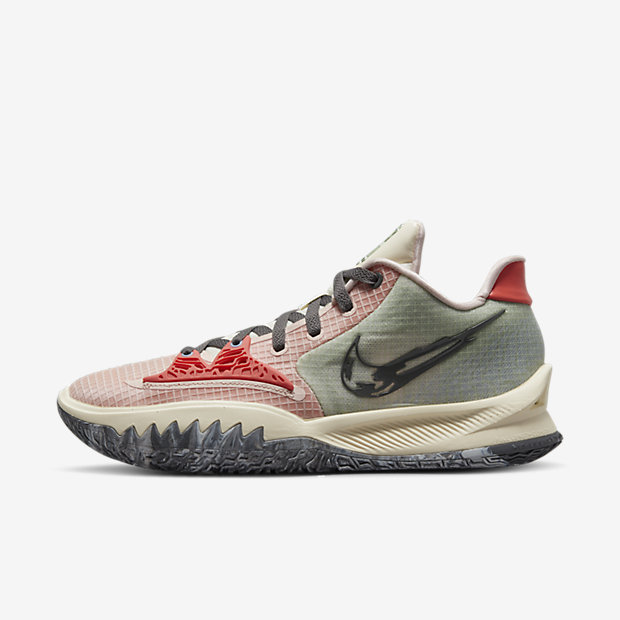 Kyrie Low 4 Pale Coral