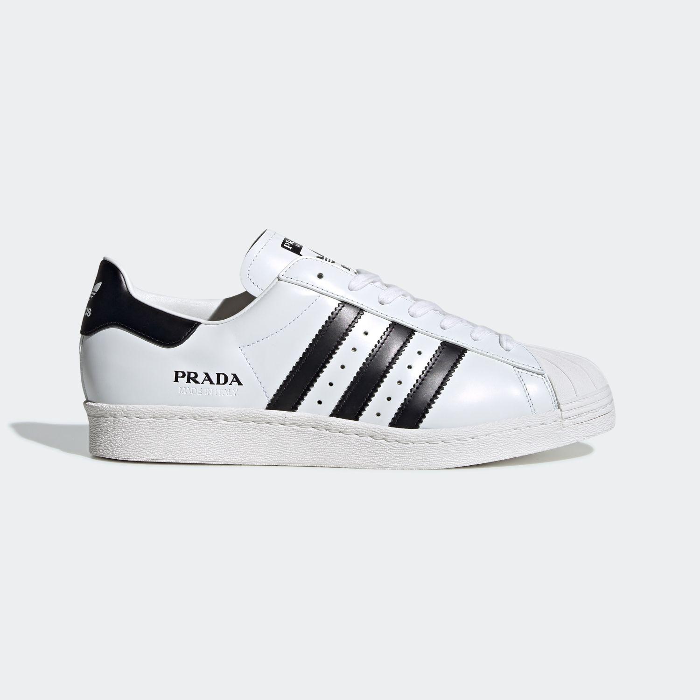 Superstar Prada White Black [1]