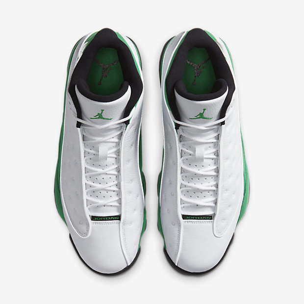 Air Jordan 13 Retro Lucky Green [3]