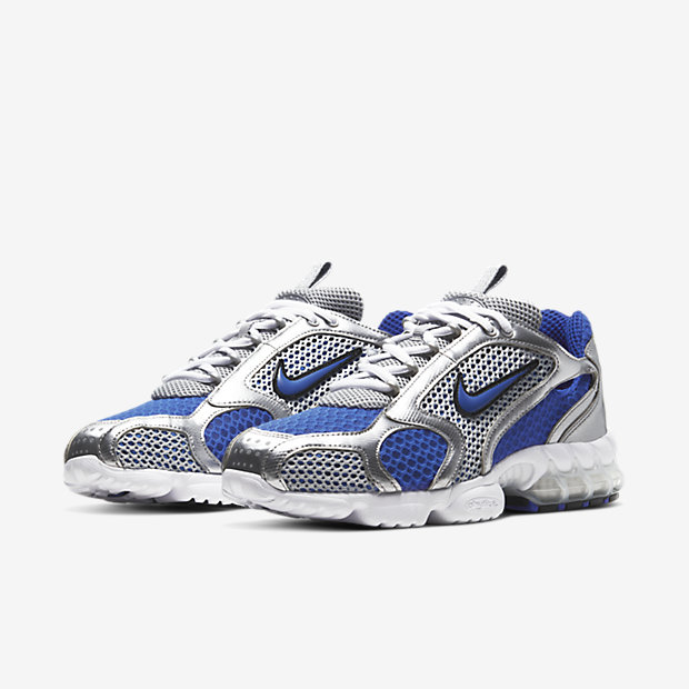 Air Zoom Spiridon Cage 2 Varsity Royal [4]
