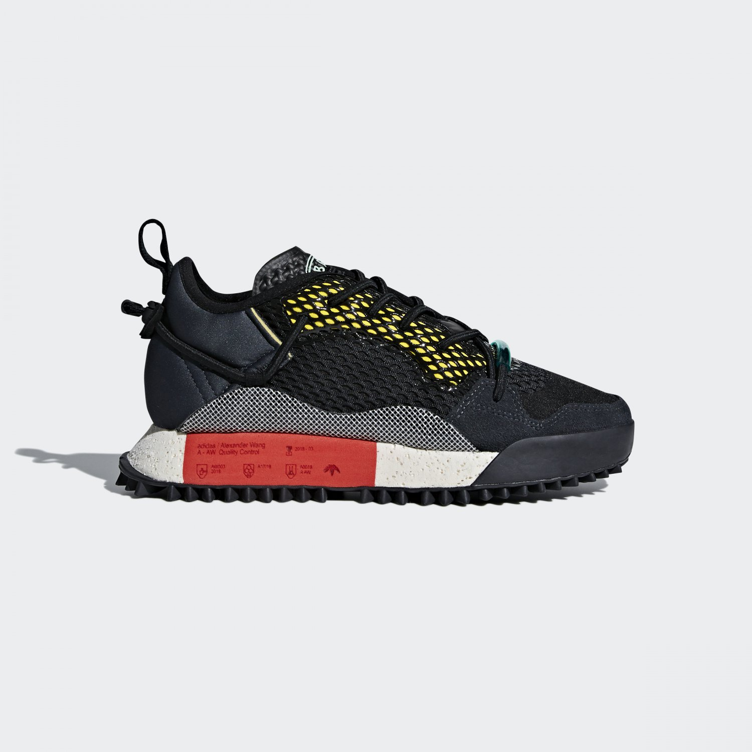 AW Re-Issue Run Alexander Wang Core Black