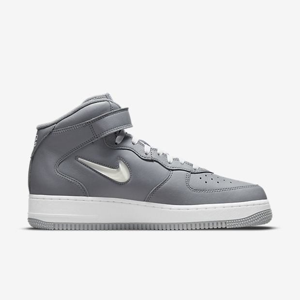 Air Force 1 Mid QS NYC Cool Grey [2]