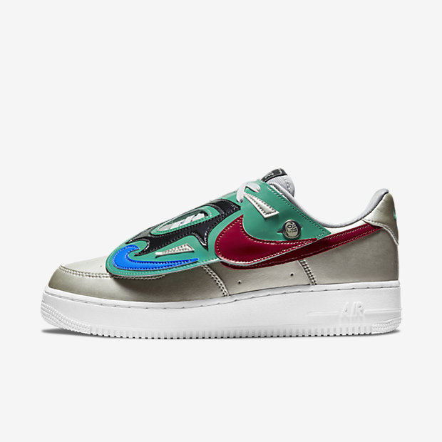 """Air Force 1 Low """"Lucha Libre"""" [1]"""