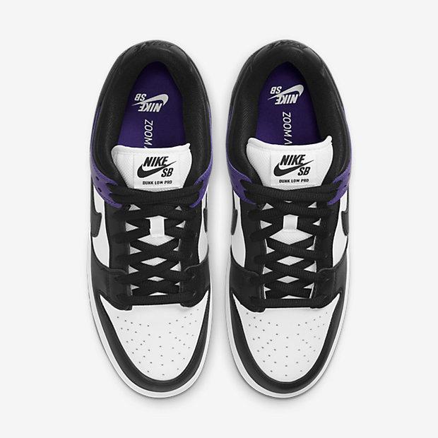 SB Dunk Low Pro Court Purple [3]